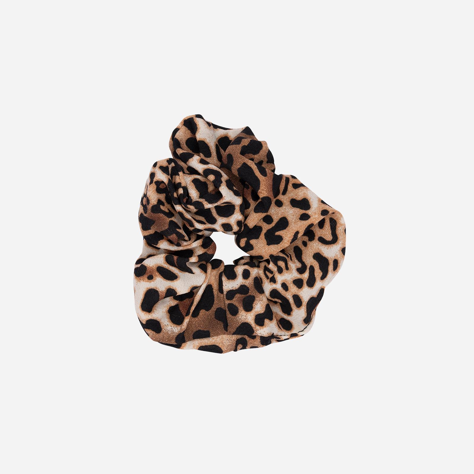 Scrunchie - leopard