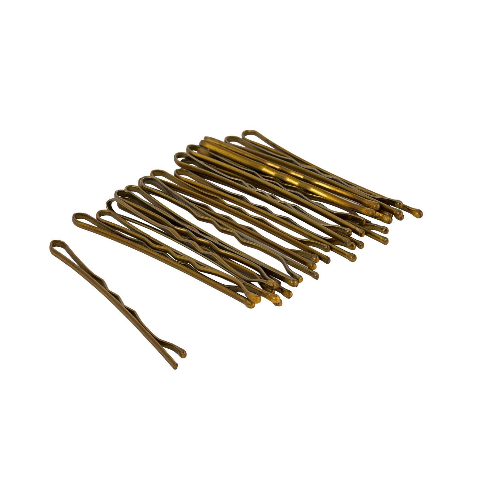 20-pack Hårnålar Bronze