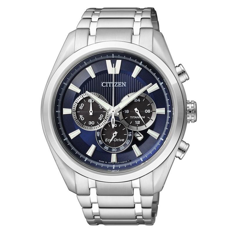 Citizen Super Titanuim herrkronograf CA4010-58L