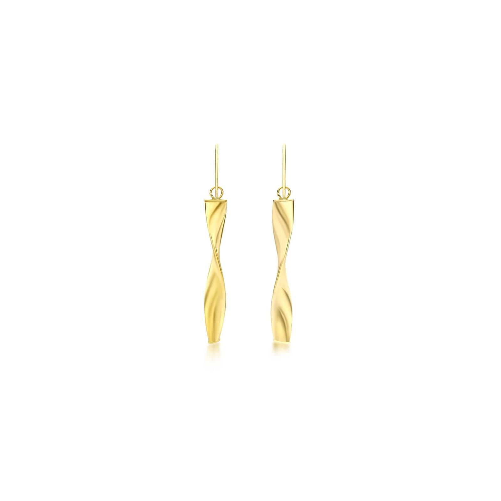 Örhängen 9K Guld - Stavar