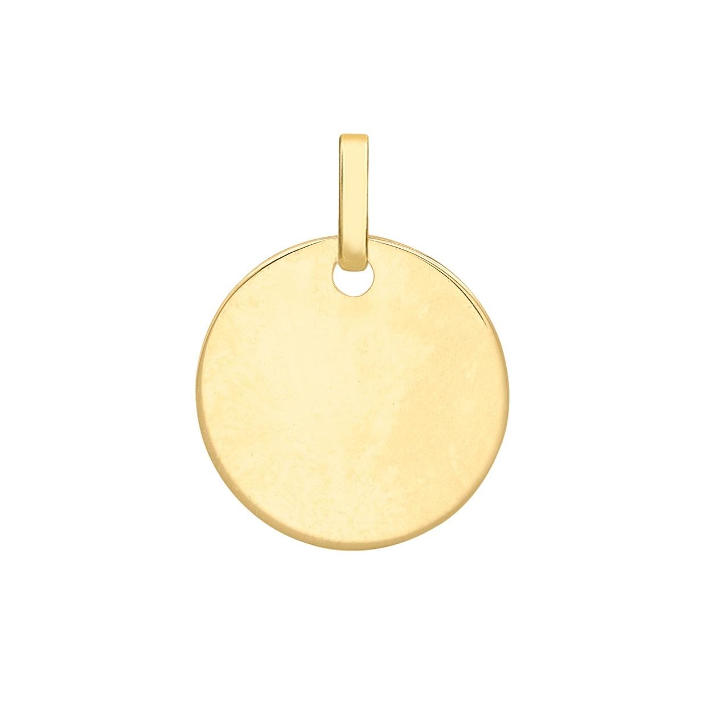 Hänge 9K Guld - 14 mm