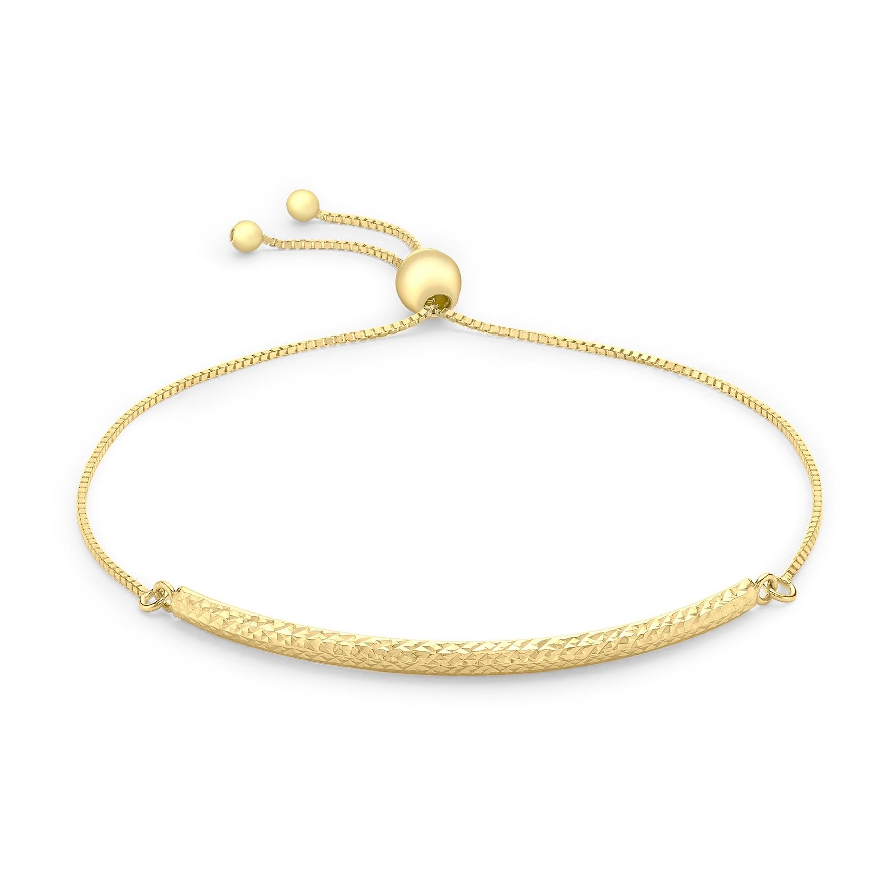 Armband 9K Guld - Venezia