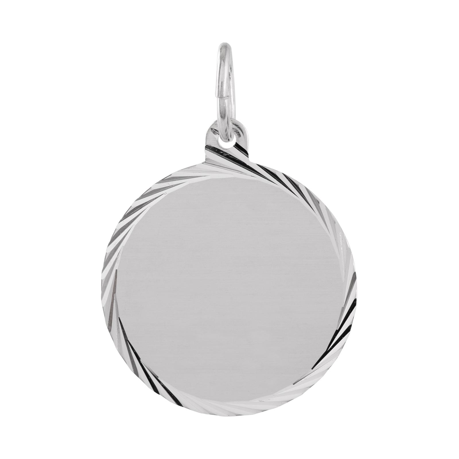 Berlock Silver -hänge 13 mm