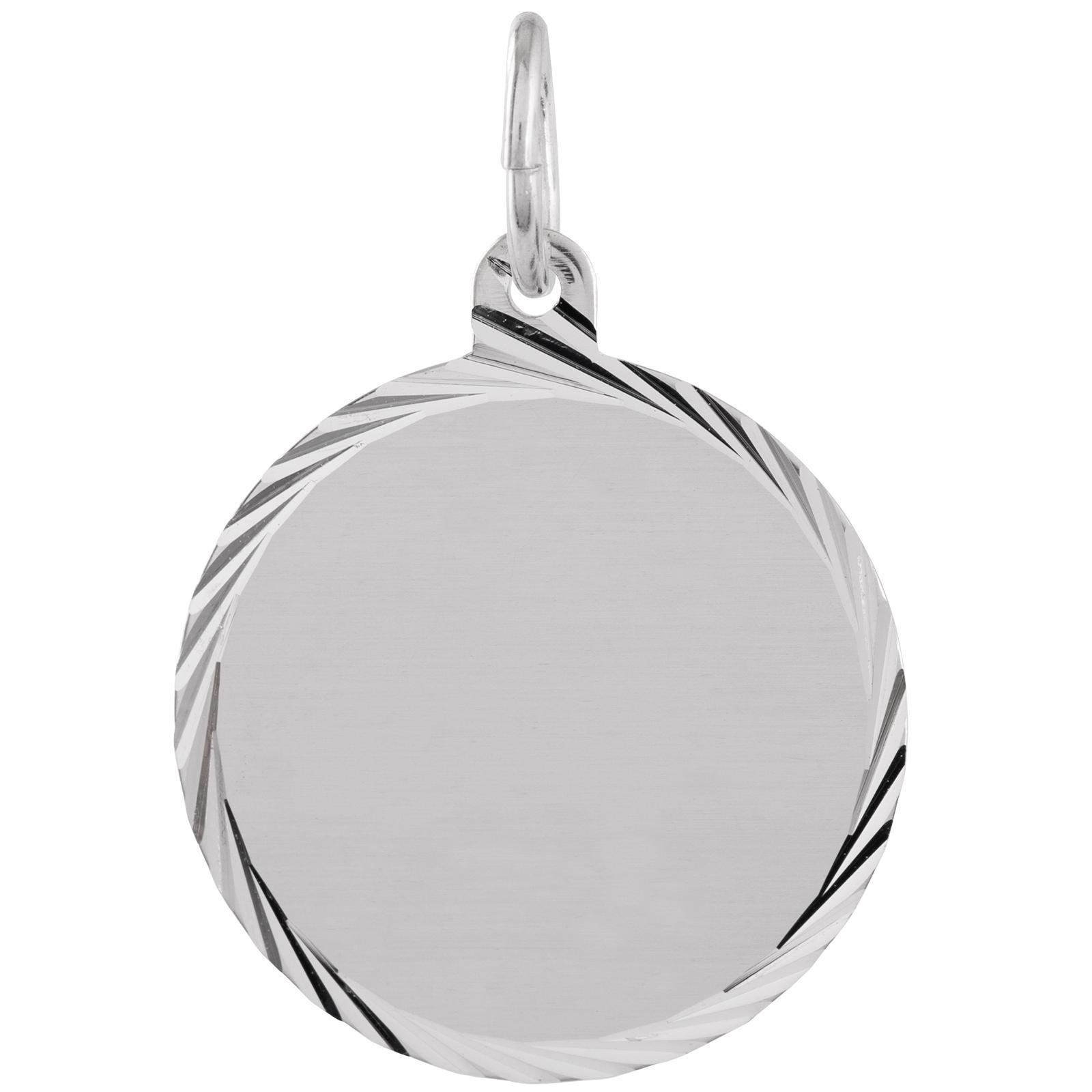 Berlock Silver -hänge 18mm