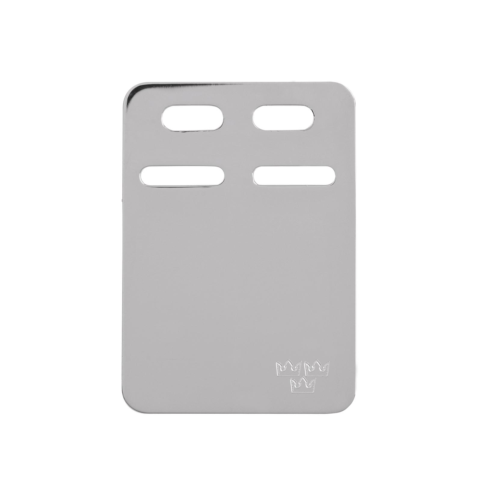 Berlock Silver ID-Bricka 13 mm