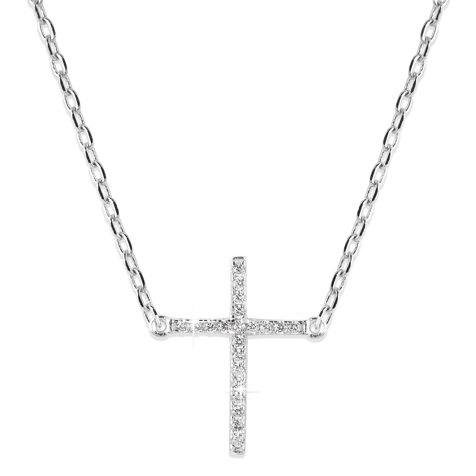 halsband med kors dam
