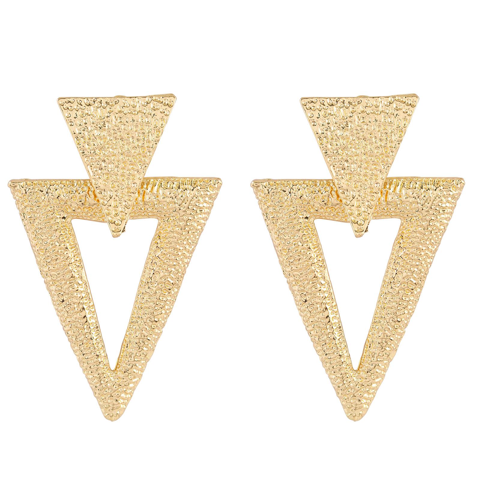Örhängen Trianglar Montini