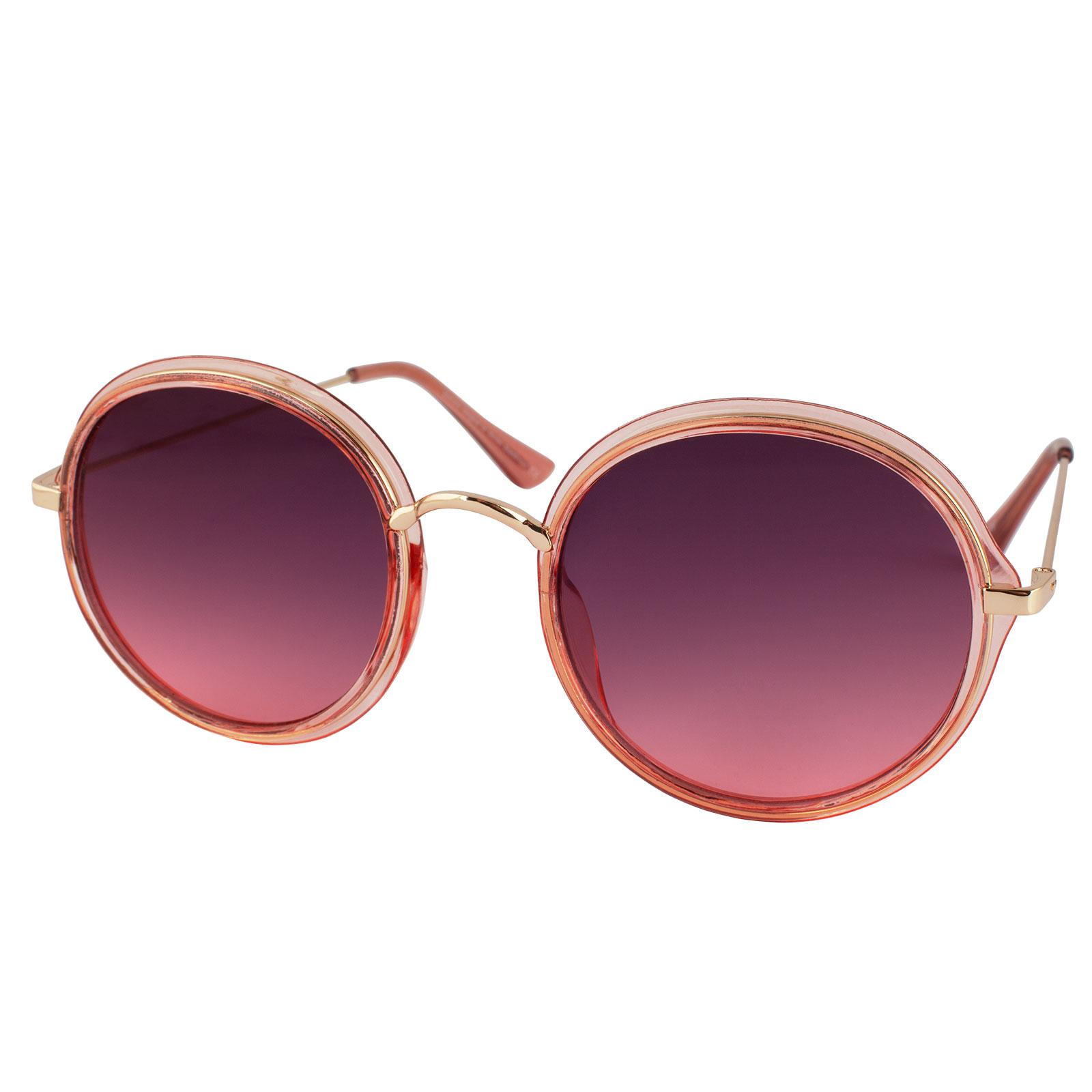 solglasögon Runda Rosa Montini
