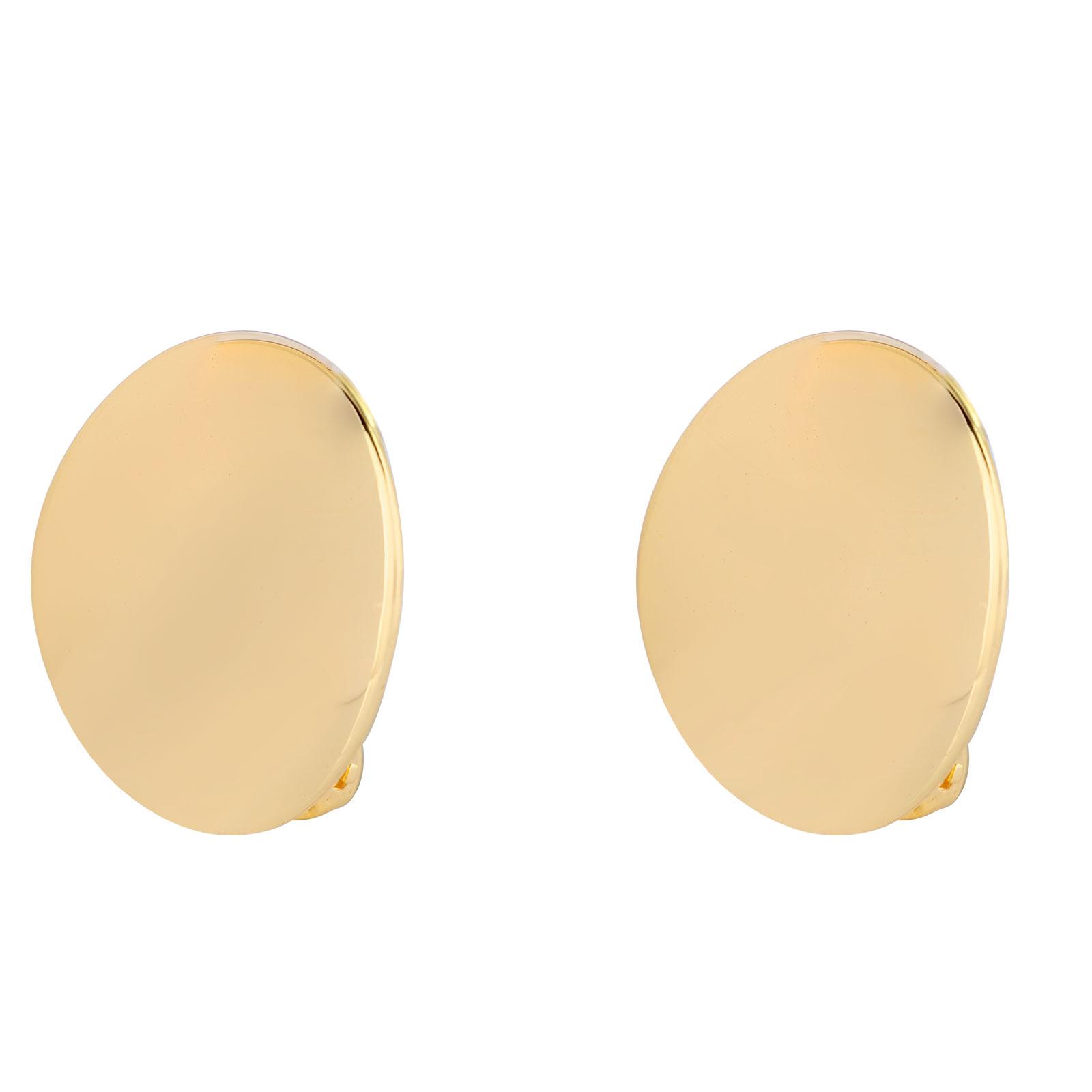 Clipsörhängen Guld Montini