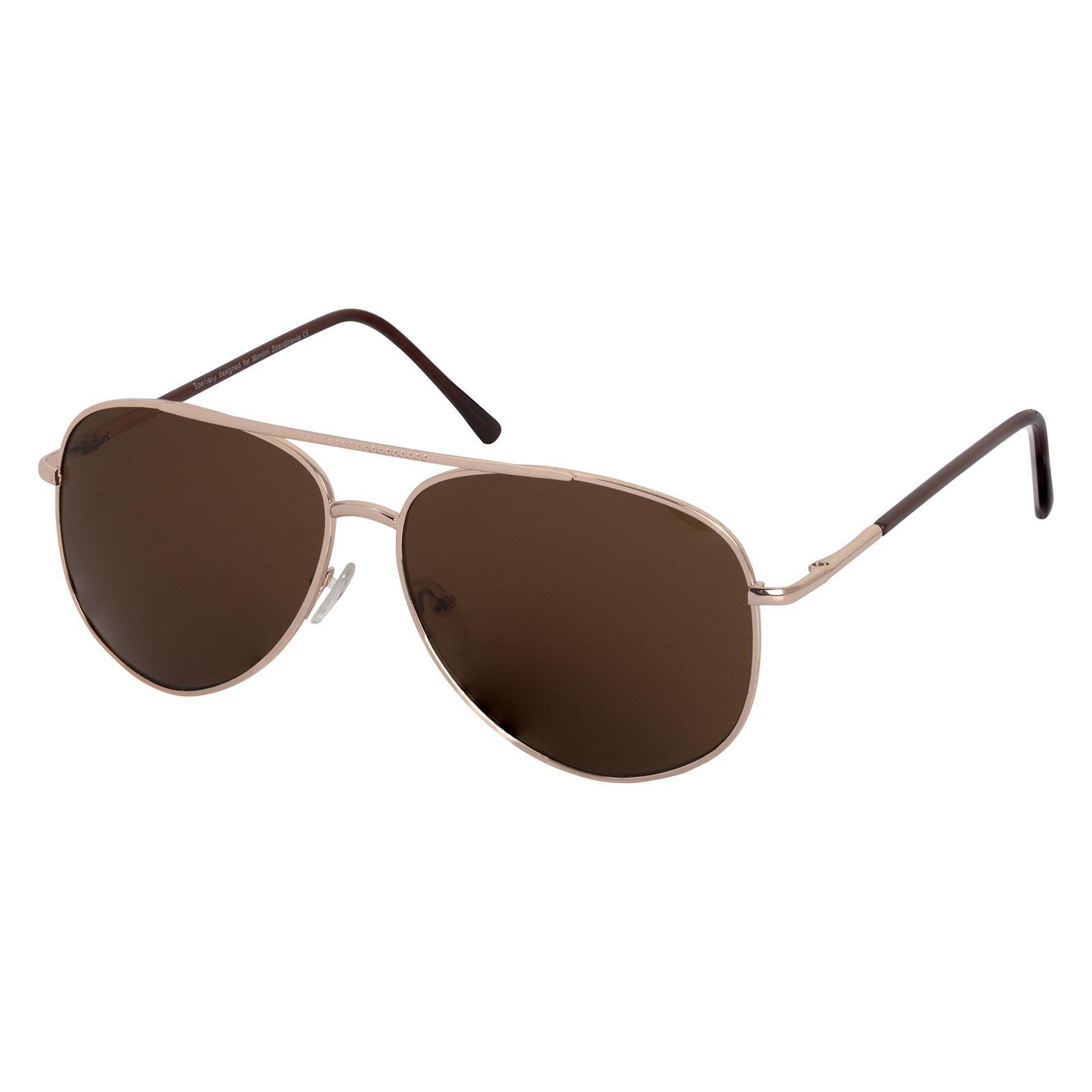 Solglasögon Pilot Brown