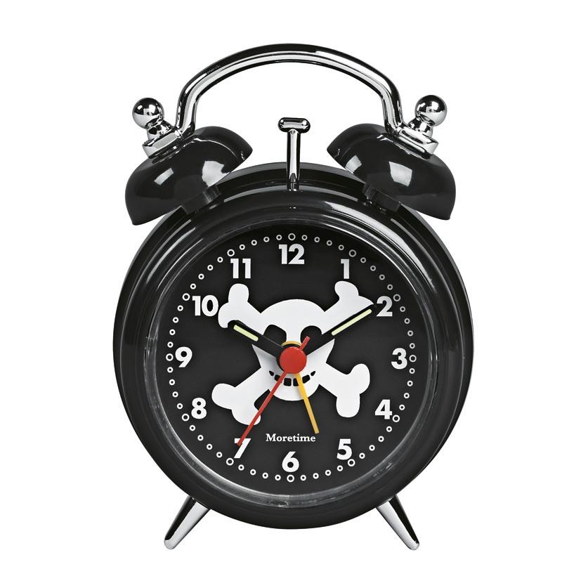 Väckarklocka för barn - Döskalle