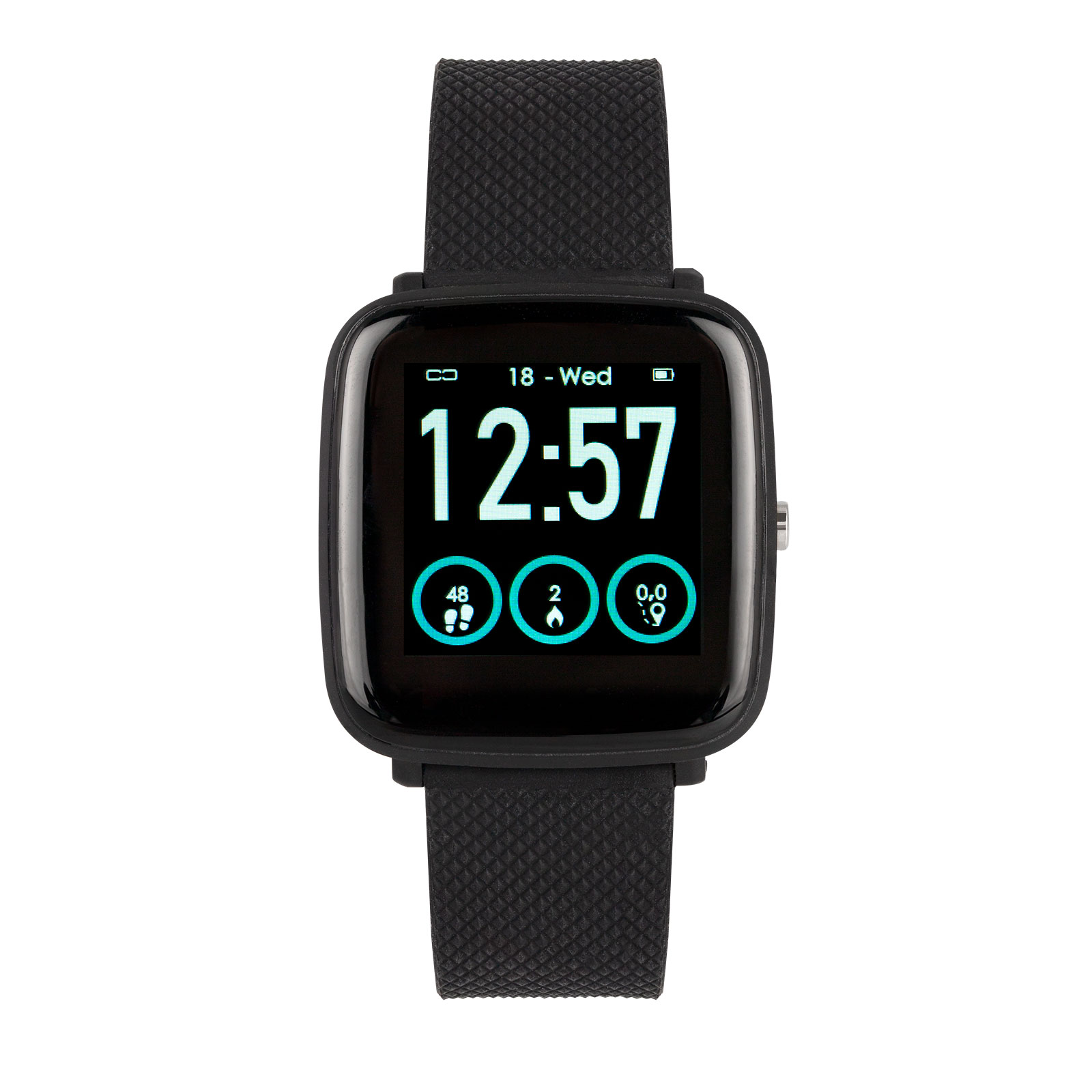 Smart Watch N15 - Svart