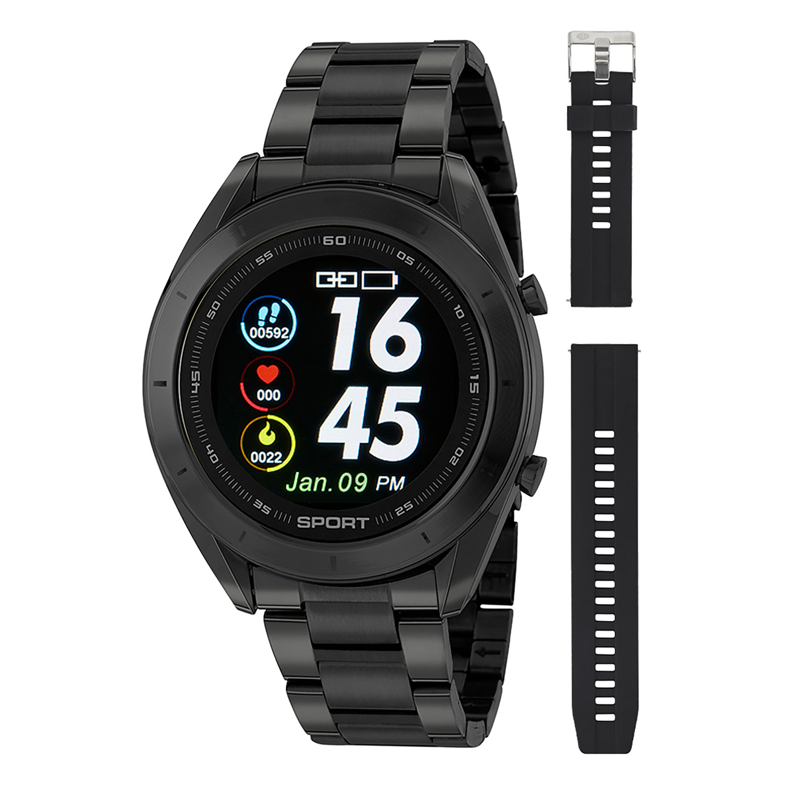 Marea Smart Watch B58004/2 -Svart