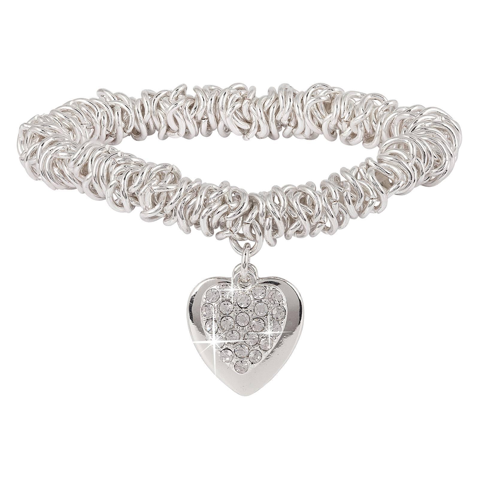 Montini Armband Hjärta