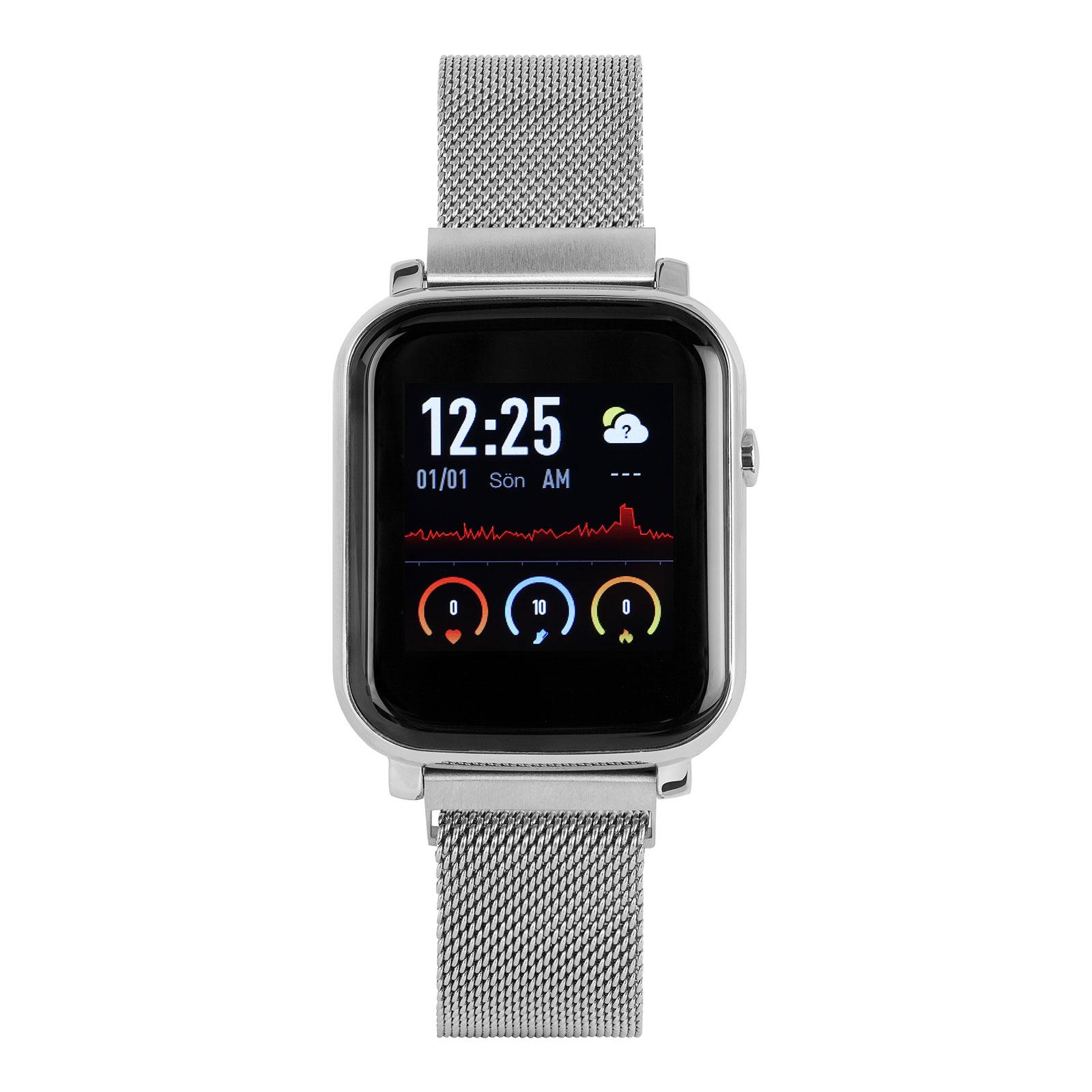 Smart Watch N61 - Silver
