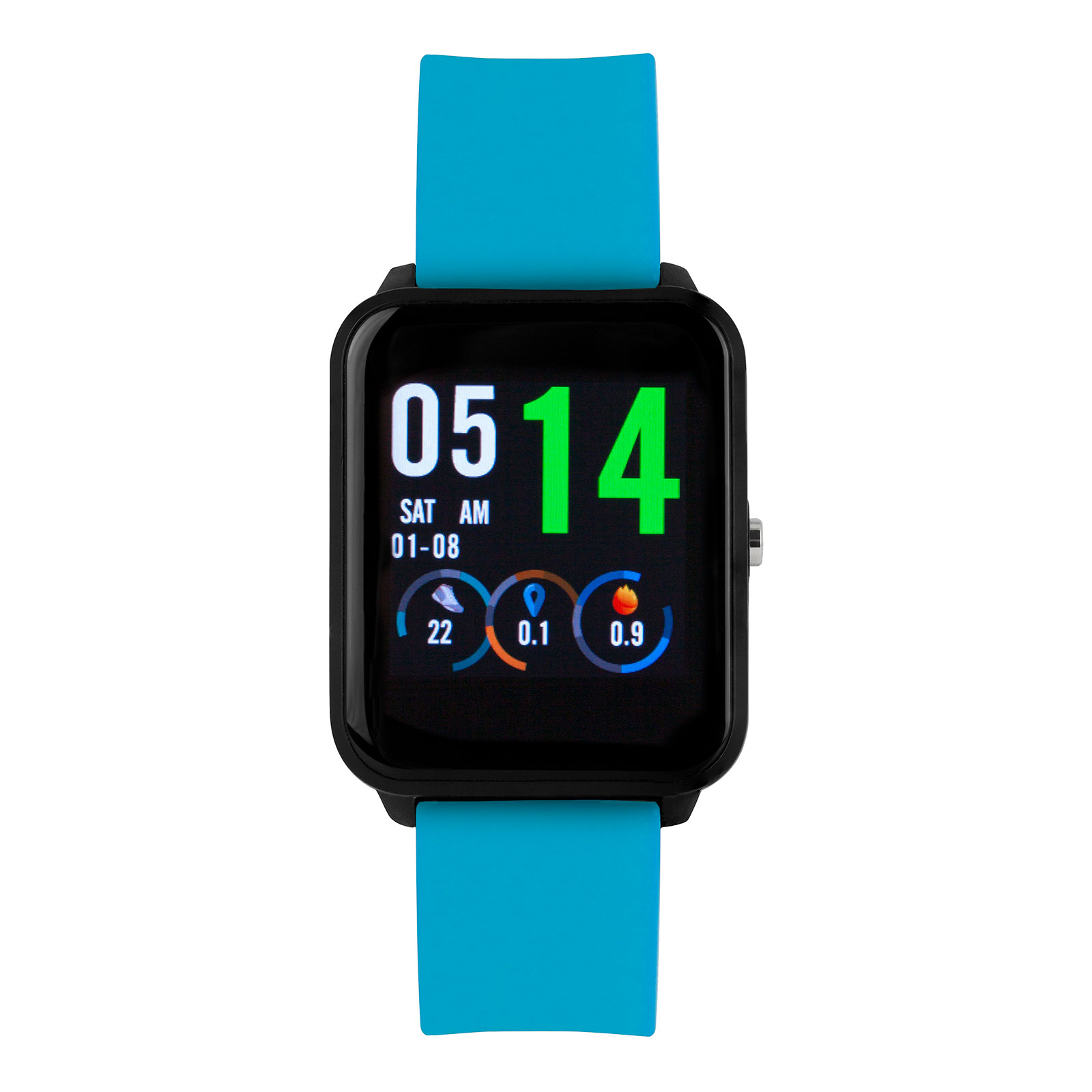 Smart Watch N12 - Ljusblå