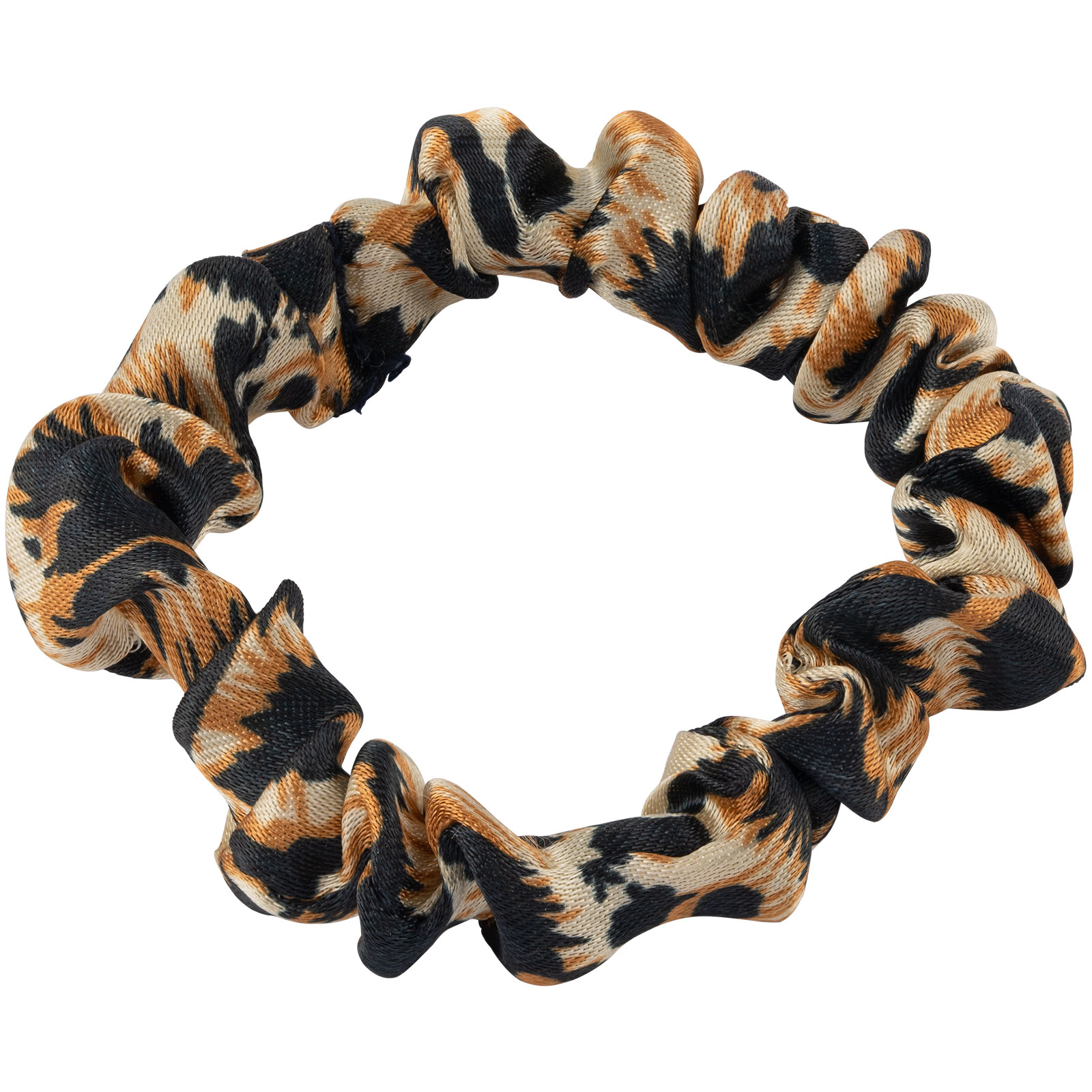 Mini Scrunchie Leopard