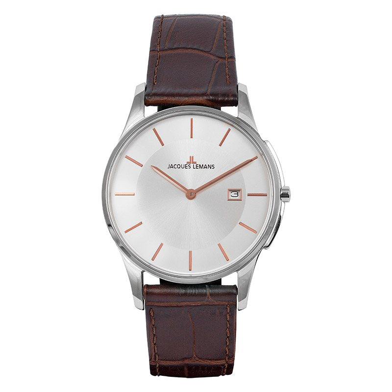 Jacques Lemans London herrklocka 1-1777M