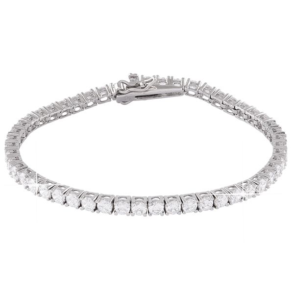 Armband Sterling Silver 3mm