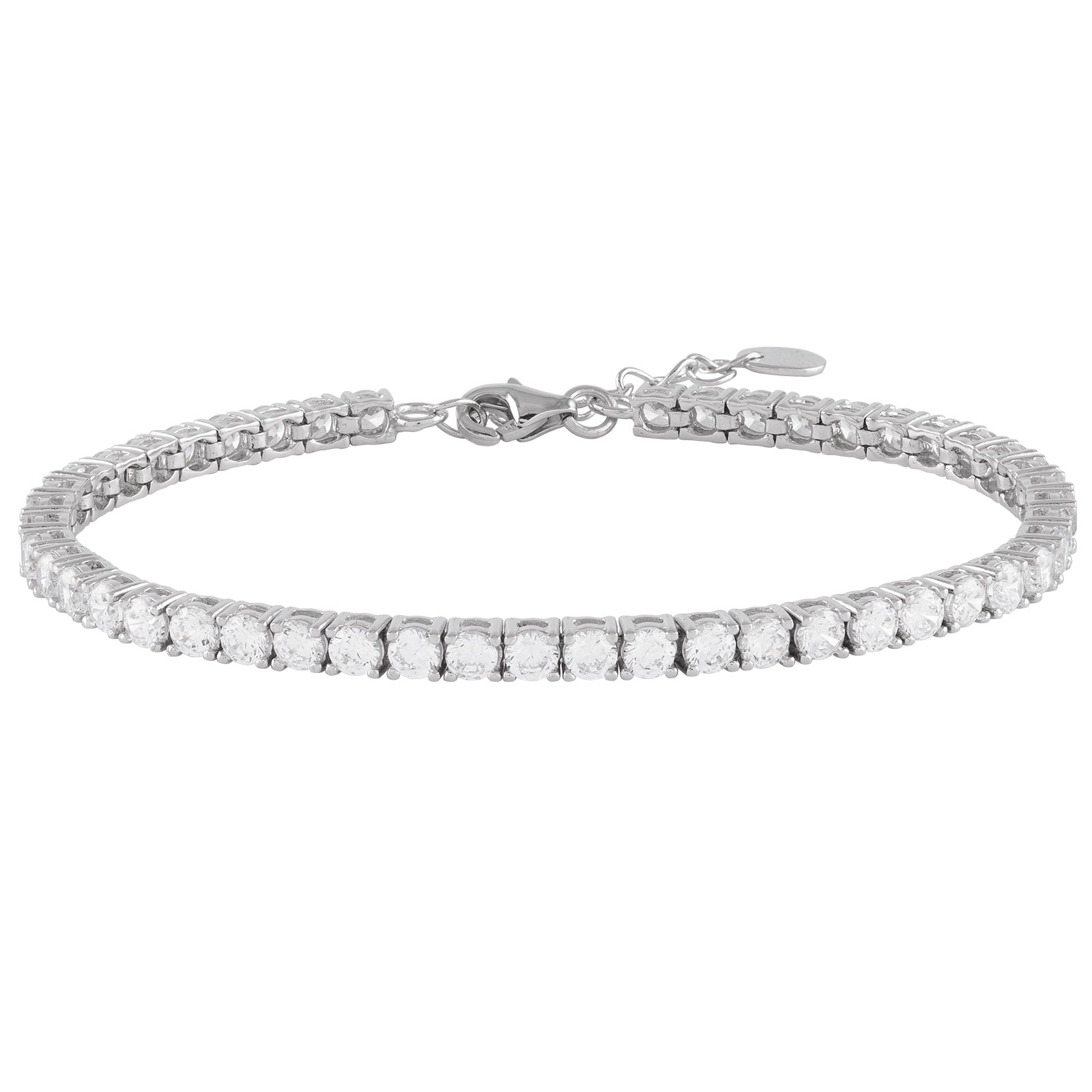 Tennisarmband Sterling Silver 925 3mm