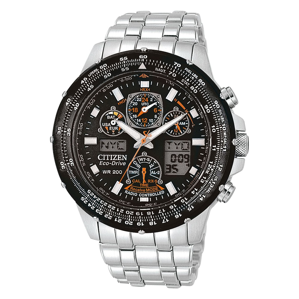 Citizen Super Sky Hawk Eco-Drive JY0020-64E
