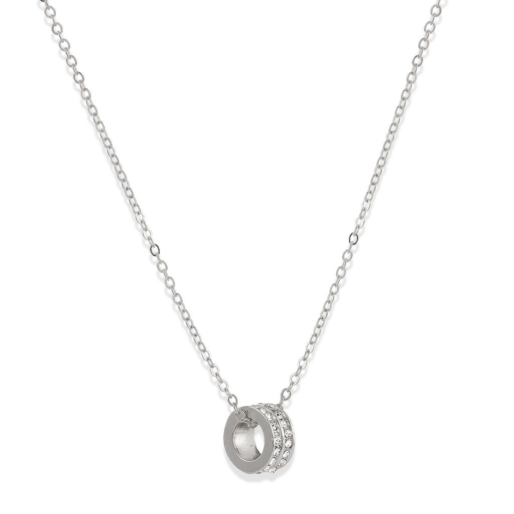 halsband med ring