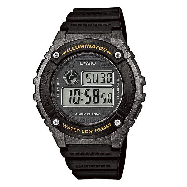 Casio digital herrklocka W-216H-1BVEF