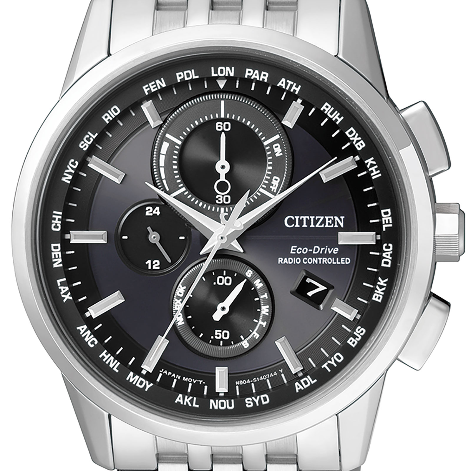 Citizen Eco-Drive Radio Controlled AT8110-61E