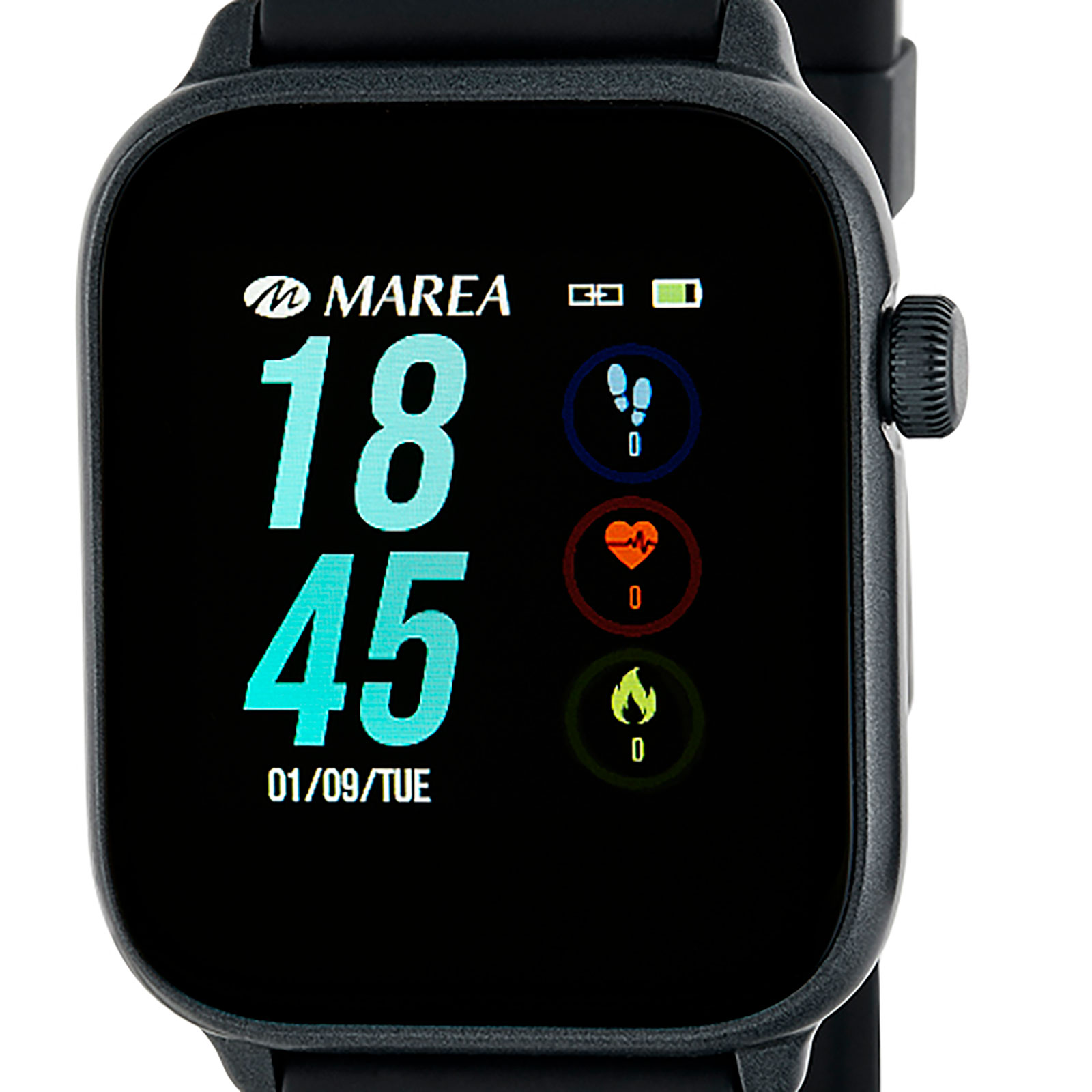 Marea Smart Watch B59002/1 -Svart