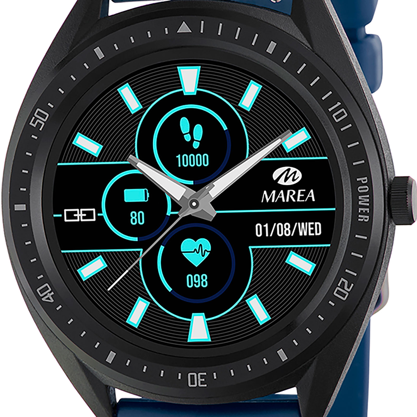 Marea Smart Watch B59003/2 -Blå