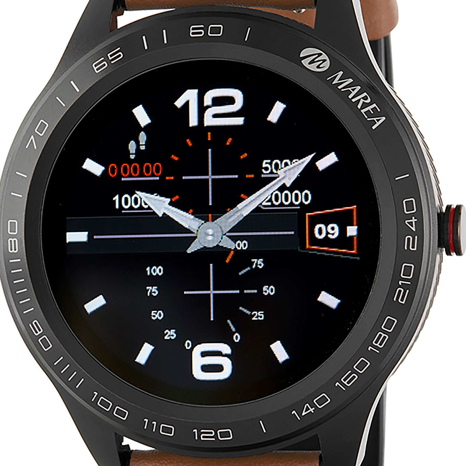 Marea Smart Watch B60001/5 -Brun