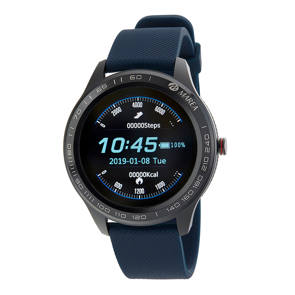 Marea Smart Watch B60001/3 -Blå