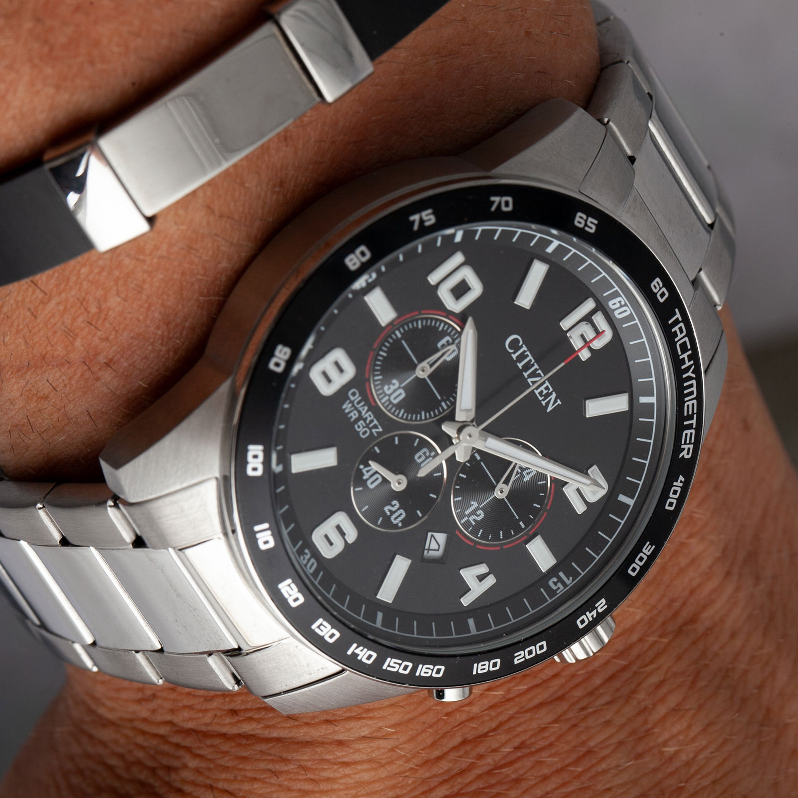 Citizen Kronograf AN8180-55E