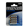 Maxell AAA 4-pack batterier